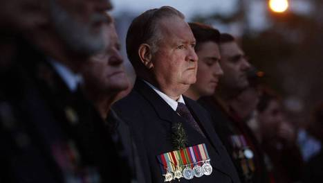 Port Kembla Anzac Day dawn service 2014: PHOTOS | Port Kembla Today and Yesterday | Scoop.it