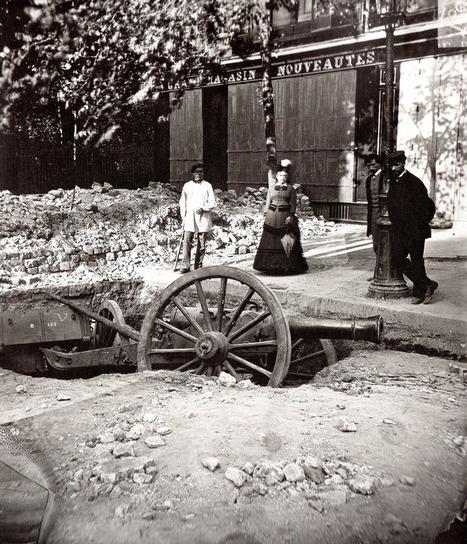 La Commune de Paris, 1871 by RaspouTeam » Exécution des otages – les barricades tombent | GenealoNet | Scoop.it