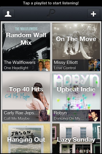 Playground.fm: Social Radio for iOS, in Seconds | Music business | Scoop.it
