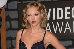 Taylor Swift Taking the Stage at Victoria's Secret Fashion Show | Music | Scoop.it