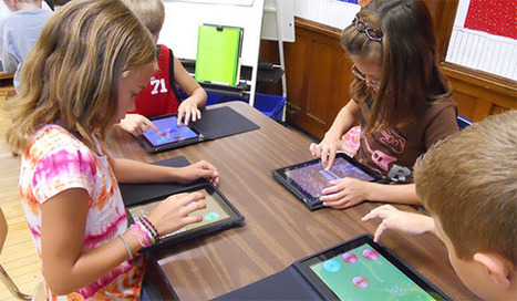 Will Education Technology Push Students in 2014?   learning and teaching   Scoop.it