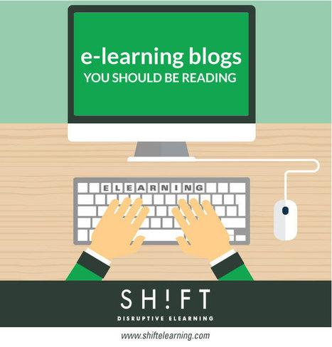 7 Great eLearning Blogs You Should Be Reading | APRENDIZAJE | Scoop.it
