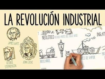 La Revolución Industrial | BiblioTICLengua&Humanidades | Scoop.it