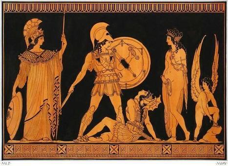 Merci Aphrodite | Art and how it changed between 1500-1120 BCE (Mycenaean) | Scoop.it