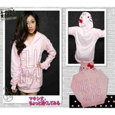 Jual Hello Kitty Pink Hoodie | Cosplay | Scoop.it