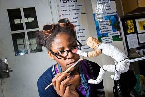Where Art Is Saving the World | Creatively Teaching: Arts Integration | Scoop.it