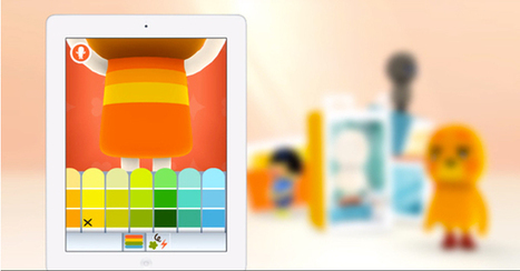 Toca Mini Looks Like Mr. Potato Head For The iOS Generation | iPads in Education Daily | Scoop.it
