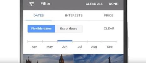 Google lets mobile catch up with desktop, launches Destinations | Mobile Tourism & Travel | Scoop.it