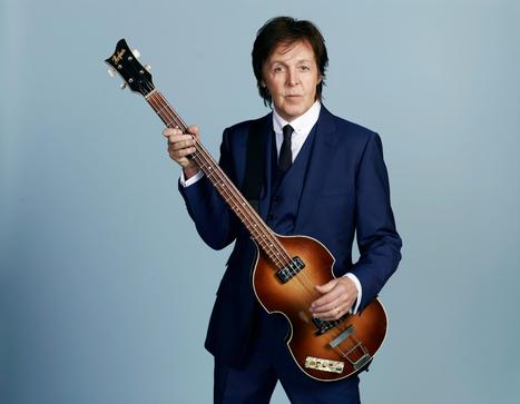 Paul McCartney: The Long and Winding QA | Paul McCartney | Scoop.it