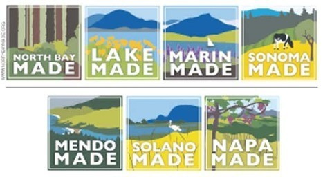 New branding seeks to boost North Bay's craft manufacturers – North Bay Business Journal - North San Francisco Bay Area, Sonoma, Marin, Napa counties - Archive   Marketing for Manufacturers   Scoop.it