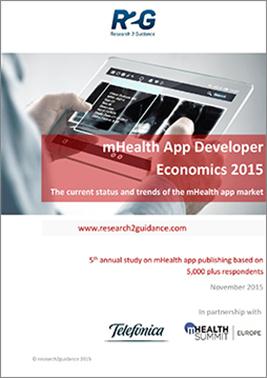 research2guidance report - mHealth App  Economics 2015 | Digital marketing pharma | Scoop.it