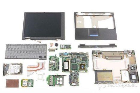 Cracking Open an ultrabook ancestor the Compaq Armada M300 | VIM | Scoop.it
