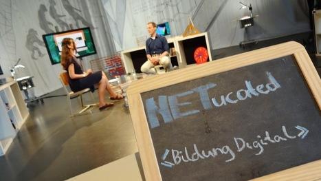 Fernseh-Interview zu digitaler Bildung: Tobias Hübner | Medienbildung | Scoop.it