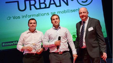 Urbans remporte le Trophée de l'Innovation Morbihan | Urbans | Urbans Facility | Scoop.it