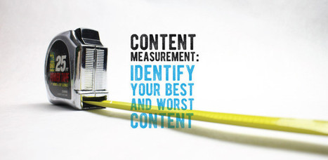 Content Measurement: Identify Your Best and Worst Content | Engagement & Content Marketing | Scoop.it