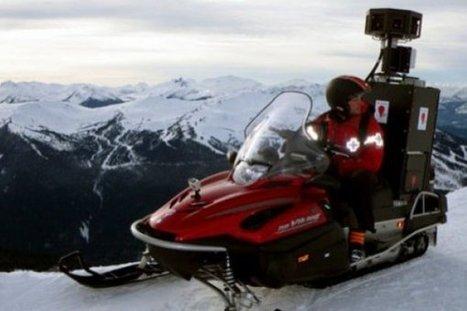 Google Street intégrera de nouvelles pistes de ski cet hiver | Pyrénées | Scoop.it