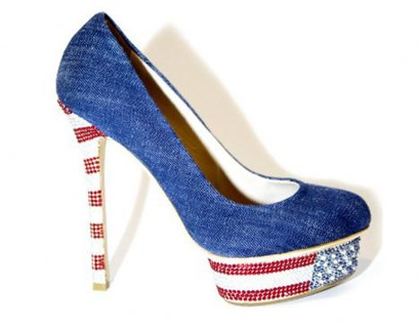 Stars and Stripes Le Silla Style: Le Marche for USA | Le Marche & Fashion | Scoop.it