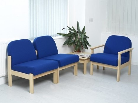 Waiting Room Chairs - 330 Range | Evertaut Limited | Scoop.it