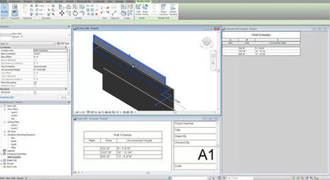Schedule Wall Heights in Revit 2015 | BIM Forum | Scoop.it