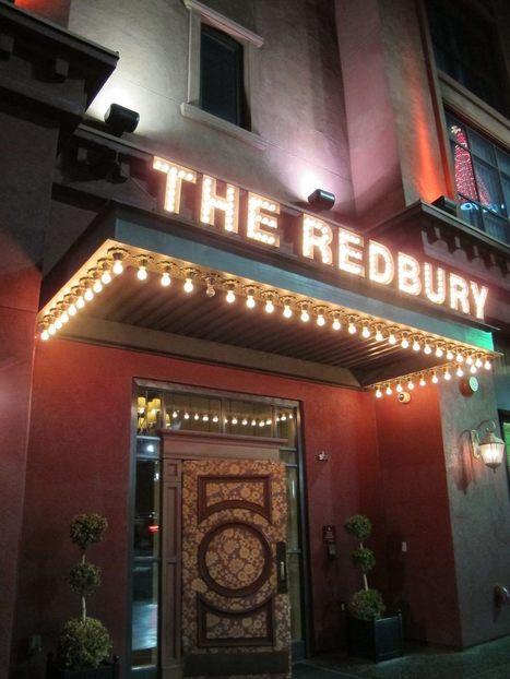 Cleo Redbury Hotel   Los Angeles Restaurants   Scoop.it