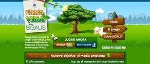 Juegos ecológicos: árboles virtuales que se vuelven realidad | Ecologismo | Uso inteligente de las herramientas TIC | Scoop.it