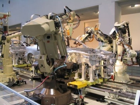 """Toyota Considers Moving From """"Kaizen"""" Assembly By Robots To """"Kami-Sama ... - AutoSpies.com   Sistemas de Producción II   Scoop.it"""