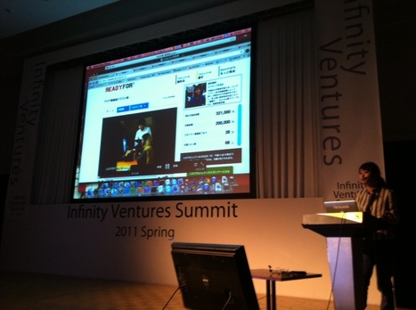 Infinity Ventures Summit In Sapporo: Demos From 14 Japanese Startups | Entrepreneurship, Innovation | Scoop.it