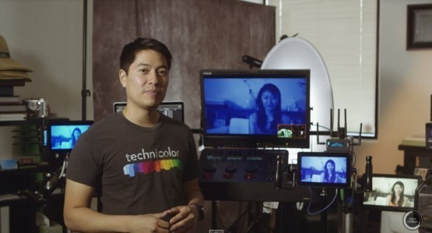 What's Ups with LUTs: On-location Work Flow
