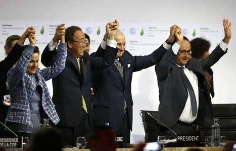 Un panel de expertos defiende que el pacto climático de París es insuficiente | Climax | Scoop.it