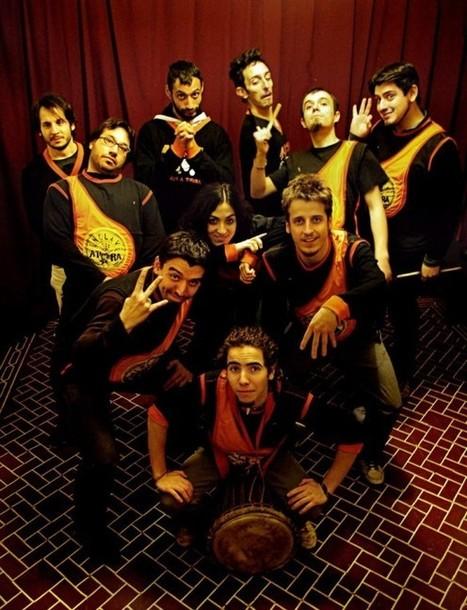 Treinta y cinco diseñadores, música y arte multimedia, en El Patio - MDZol | Noticias de diseño gráfico | Scoop.it