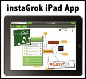 Cool Tools for 21st Century Learners: The Instagrok iPad App is Here | Web 2.0 for Education | Scoop.it