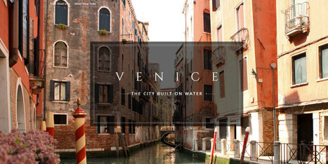 The Italian City Of Venice Is Now On Google Street-View | Italia Mia | Scoop.it