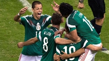 Mexico victorious in first friendly under Herrera – FOOTBOLIA   soccerlive   Scoop.it