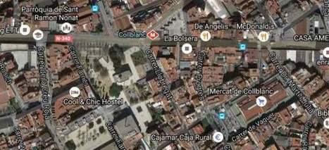 Abatido un perro de raza peligrosa fuera de control tras atacar a 9 personas en Barcelona - 20minutos.es | @Futbol Baseymas | Scoop.it