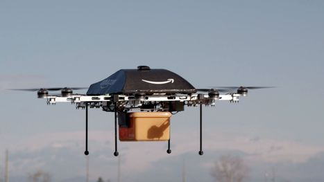 Amazon looks to gain liftoff for drone delivery testing | Ecommerce logistics and start-ups | Scoop.it