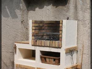 Créer son #barbecue maison en moins d'une journée #idée #bricolage #DIY | Best of coin des bricoleurs | Scoop.it