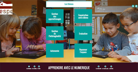 Apprendre avec le numérique   L'e-école   Scoop.it