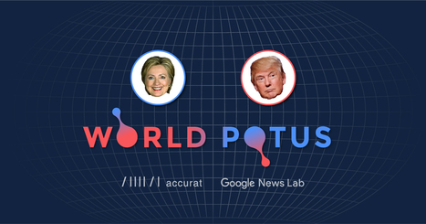 World POTUS - Visualizing the World's Interest for the US Presedential Election | Big Data - Visual Analytics | Scoop.it
