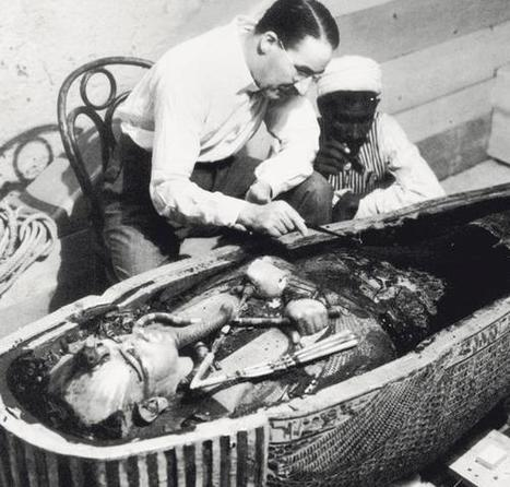 Las nuevas tecnologías desafían los milenarios secretos del Antiguo Egipto | Egiptología | Scoop.it