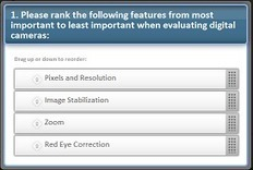 Rank Order Questions in Online Surveys:  A Question of Priority | Research Rocks | Scoop.it