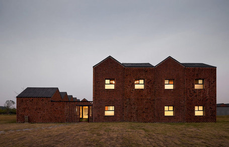 AZL architects: three courtyards community center | Idées d'Architecture | Scoop.it