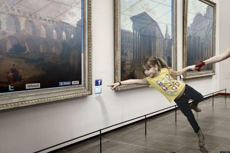 Comment les musées se dépoussièrent sur les réseaux sociaux - Le Huffington Post | Réinventer les musées | Scoop.it