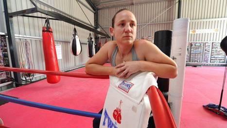 Super featherweight champion Diana Prazak impresses students - Ballarat Courier | Personal Training | Scoop.it