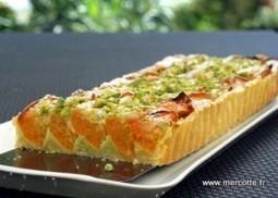 Tartes d'abricots aux pistaches | Restaurant | Scoop.it