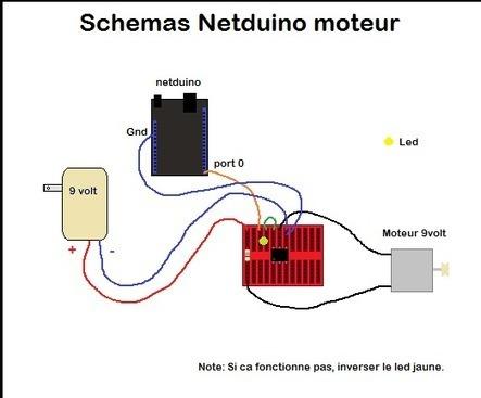 arduino - How to make a circuit to run DFRobot with a Netduino ... | Arduino, Netduino, Rasperry Pi! | Scoop.it