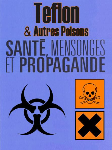 #CQVC ● 4 pages consacrées aux Substances Chimiques, et aux vérités cachées... | Teflon, Chlore, Pilule Contraceptive & Autres Poisons | Scoop.it