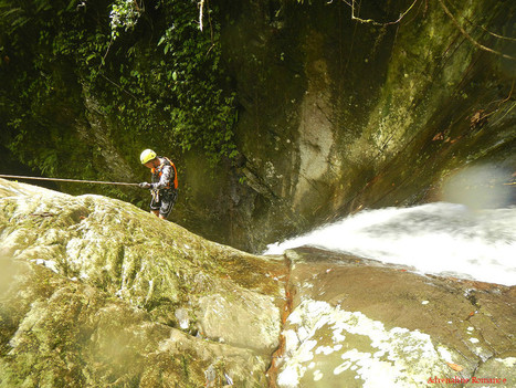 Canyoning in Biliran: Daring to Take the Challenge of the Mighty Sampao River (Part 1) | Philippine Travel | Scoop.it
