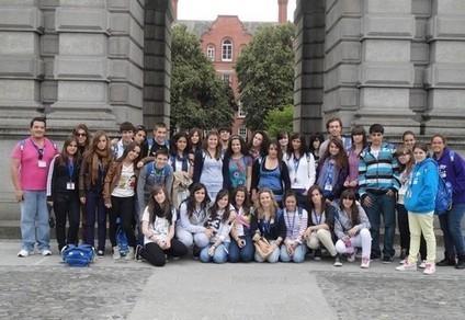 Cursos de Inglés en Galway para jóvenes, estudiar inglés Galway   Kells College   Cursos de ingles en el extranjero   Scoop.it