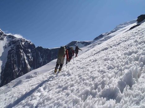 Afghanistan's Highest Mountain Reopened to Climbers | Not sure I would be ready yet but soon... it could be on the TO DO list ! | Adventure Travel destinations | Scoop.it