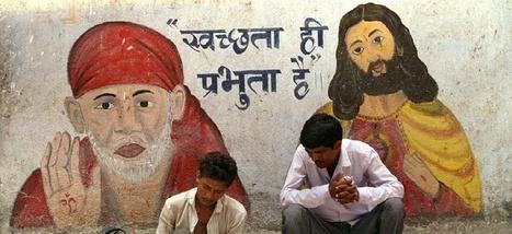 Oserais-tu pisser sur un dieu? L'Inde a une solution contre les ... - Slate.fr | Voyage photographie en Inde | Scoop.it